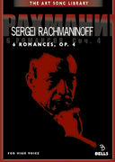 Sergei Rachmaninoff: 6 Romances, Op. 4 - for high voice