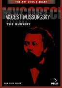 Modest Mussorgsky: The Nursery - for high voice